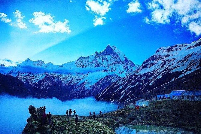 Annapurna Base Camp Trek and Chitwan Excursion