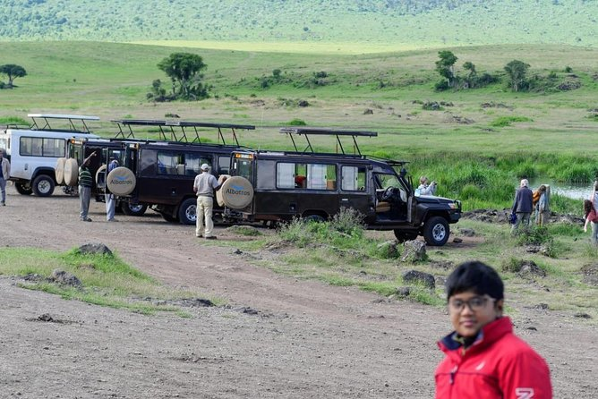 5-Day Manyara, Serengeti and Ngorongoro Camping Safari from Arusha