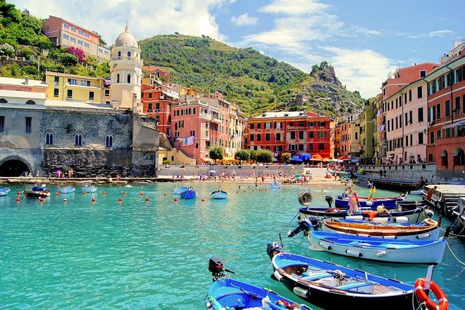 Exclusive Private Shore Excursion from Livorno port to Cinque Terre