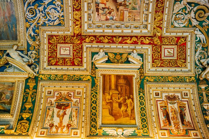 Vatican Museums Early Skip-the-Line Group Tour