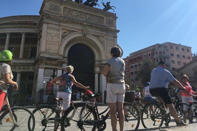 Palermo Bike City Tour
