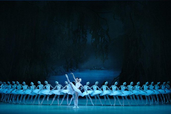 Skip the Line: St. Petersburg Mariinsky Ballet Ticket