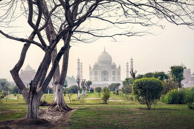 2 Days: Private Agra City Tour