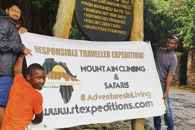 Kilimanjaro Climbing 6 Days Marangu Route photo 3