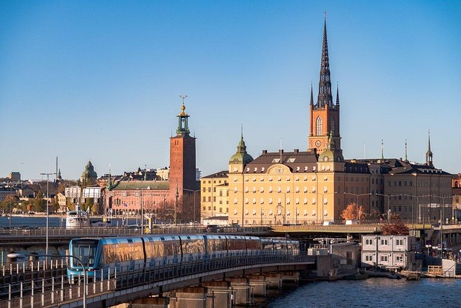 Join-in Shore Excursion: Highlights of Stockholm with visit Vasa Museum