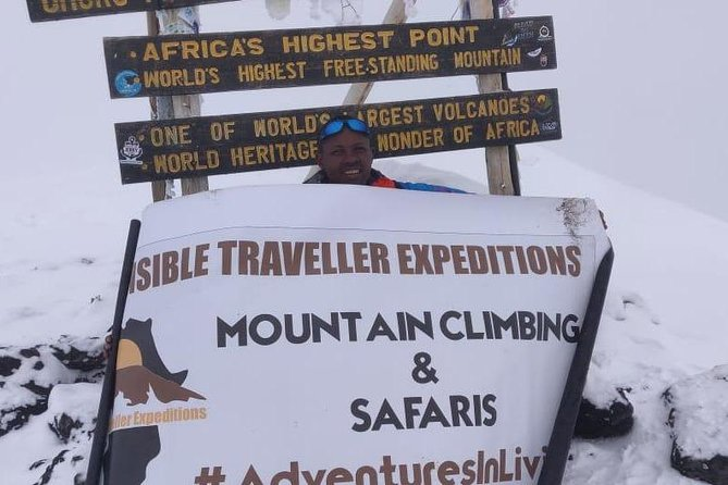 Kilimanjaro Climbing 6 Days Machame Route photo 1