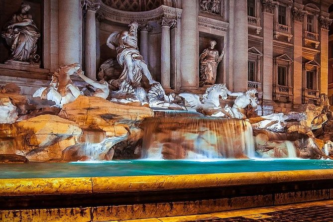 Private: Rome Walking Tour + dinner