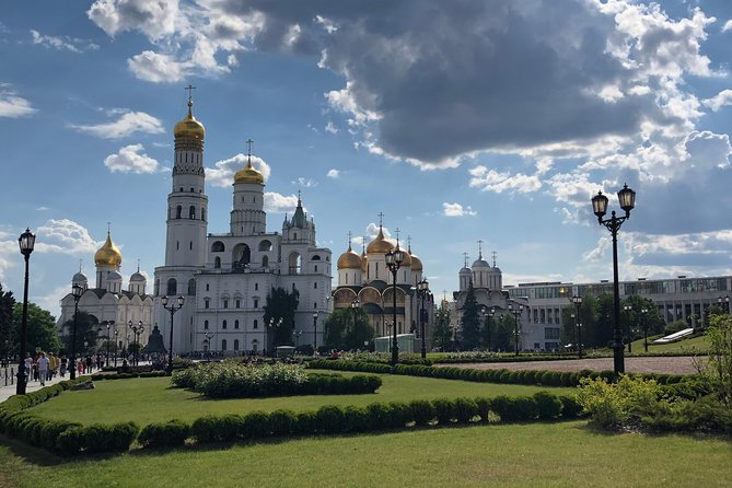 Moscow UNESCO Heritage Tour (Full Day)