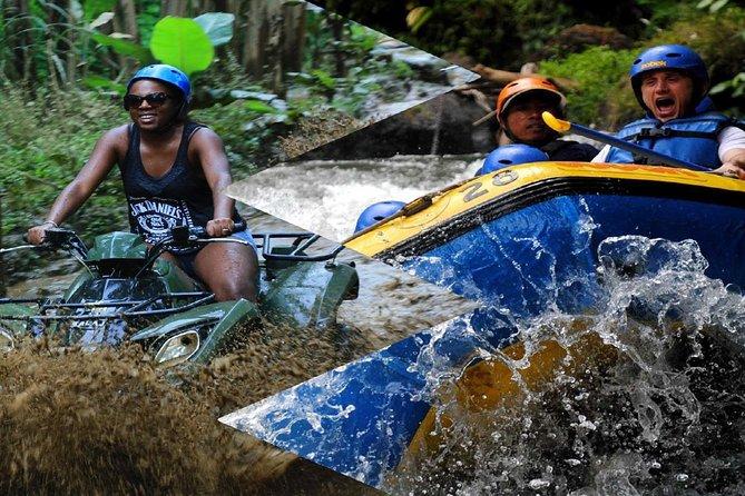 Bali ATV Ride and Ayung River Rafting