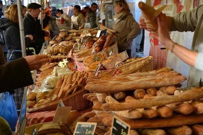 Paris Local Market & Bastille District Food Tasting Tour