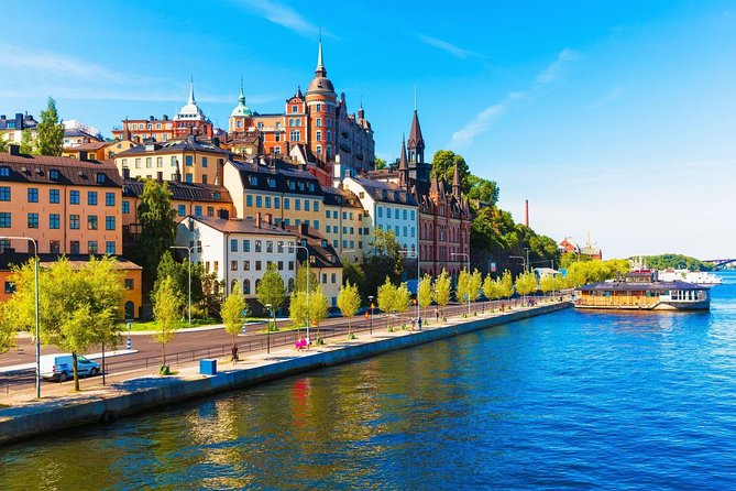 Private Tour: All-Highlights of Stockholm