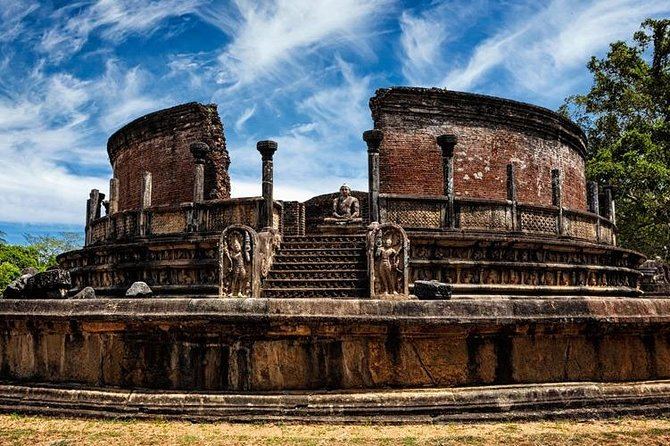 Explore the Ancient City of Polonnaruwa photo 17