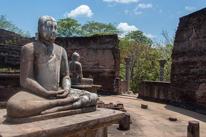 Explore the Ancient City of Polonnaruwa photo 18