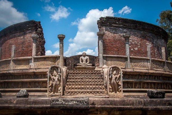 Explore the Ancient City of Polonnaruwa photo 10