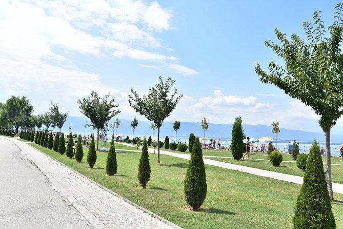 Monastery complex St. Naum, Ohrid