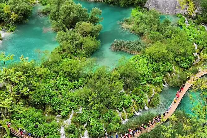 Plitvice Lakes Private Group & FREE transfer from or to the airport included photo 7