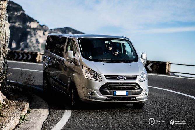 Shared Transfer from Sorrento to Rome Fiumicino airport