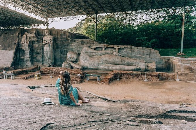 Explore the Ancient City of Polonnaruwa photo 1
