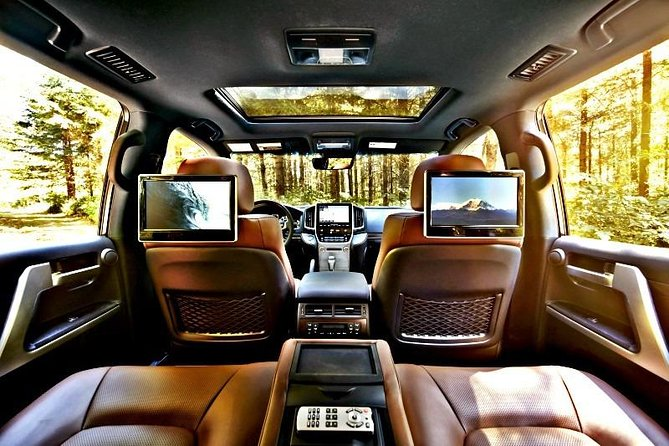 Airport Transportation Services Ulaanbaatar (VIP services with Luxury vehicles)