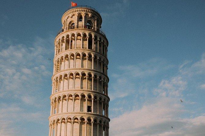 PISA - half day tour BY MINIVAN