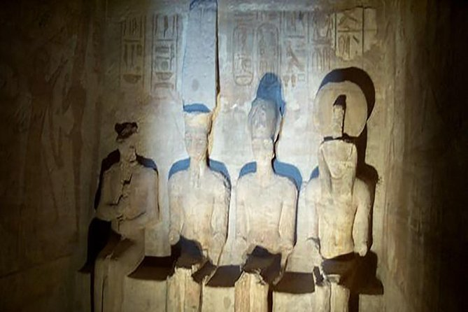 Luxor to Abu Simbel - Full Day Private Tour Nubian Monuments of Abu Simbel