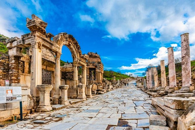 Half day private ephesus tour
