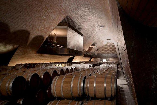 Antinori Barriccaia Wine Tour, San Gimignano & second Chianti winery