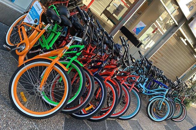 Nice City E-bike Rental