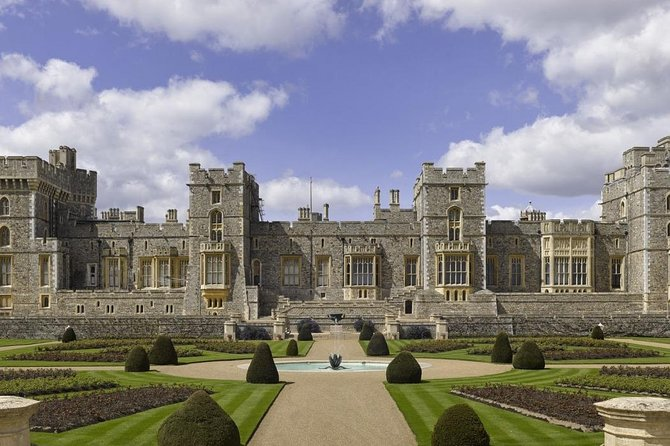 Royal Windsor Independent Half Day Private Tour