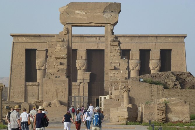 Luxor to Denderah and Abydos Full Day Private Tour: Temples of Hathor and Seti I photo 2