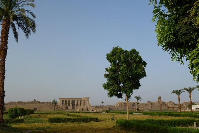 Luxor to Denderah and Abydos Full Day Private Tour: Temples of Hathor and Seti I photo 1