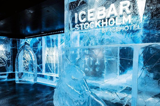 Private Shore Excursion: Stockholm City Tour + visit to the Absolute ice bar