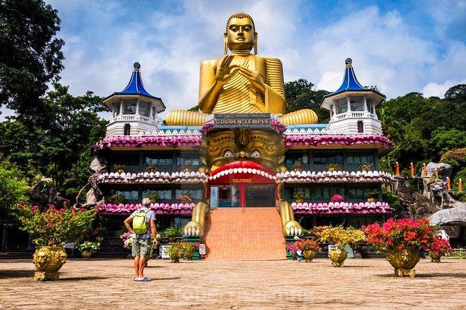 Full Day Private Dambulla - Sigiriya Tour from Negombo