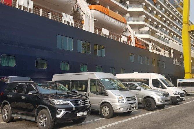 Shore Excursion TIEN SA or CHAN MAY Port to GOLDEN BRIDGE via Cable Car & HOI AN