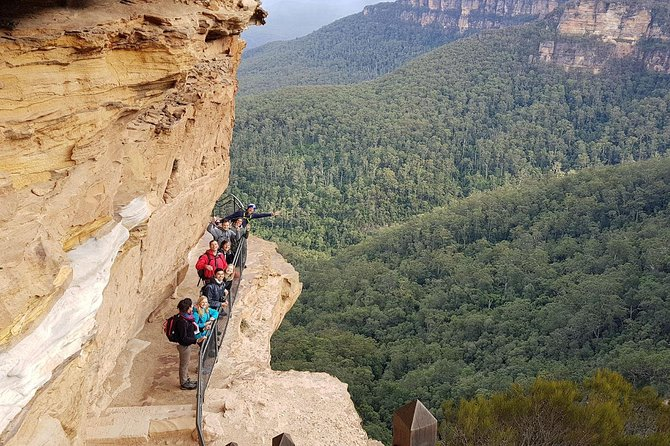 Two-Day Sydney Blue Mountains Sea to Summit Adventure