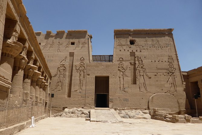 Luxor to Aswan - Full Day Private Tour - High Dam and Philae Temple