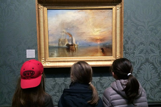 The National Gallery with an Expert