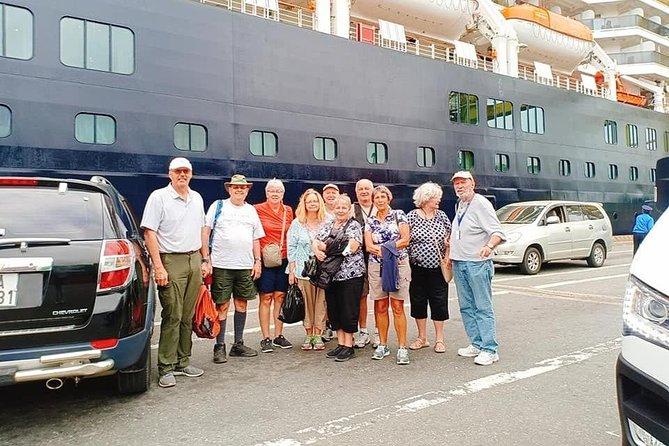Shore Excursion to MY SON HOLYLAND & DA NANG CITY from TIEN SA or CHAN MAY Port