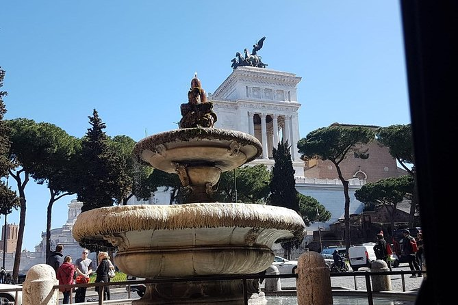 Rome Sightseing Tour