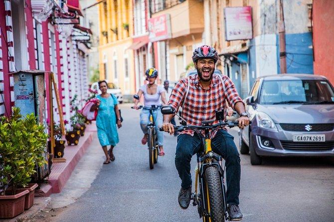 BLive Electric Bike Tours - The Making Of Panjim
