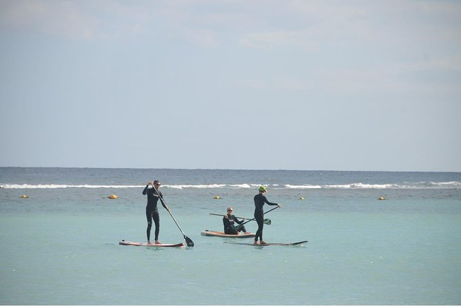 2-Hour Beginners Stand Up Paddle Course in Caleta de Fuste photo 6