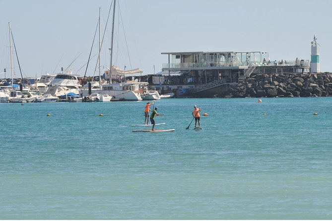 2-Hour Beginners Stand Up Paddle Course in Caleta de Fuste photo 2