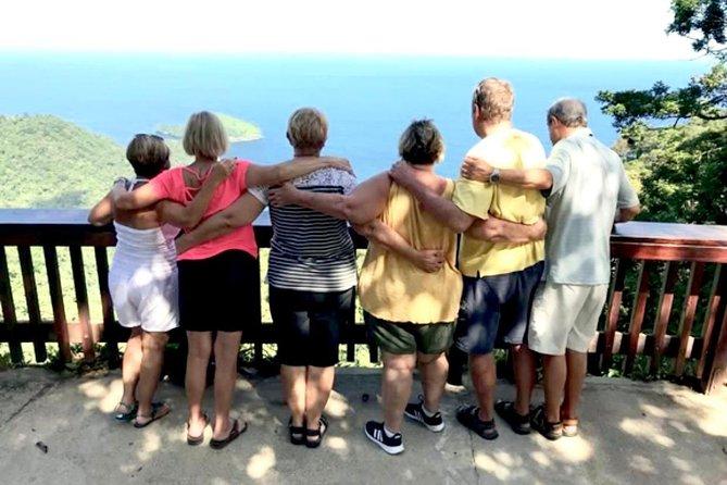 Port of Spain Shore Excursion: (Group Tour) City Highlight / Maracas Beach