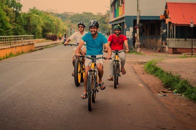 BLive Electric Bike Tours - Culture Trails Of Panaji