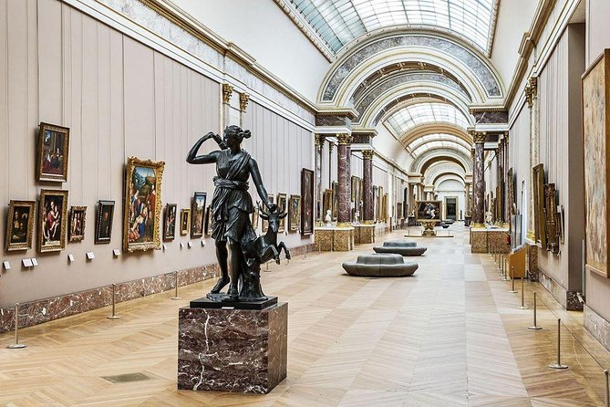Louvre masterpieces in 2 hours photo 8