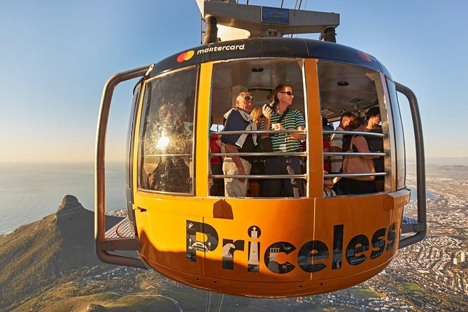 Half Day Cape Town City and Table Mountain Guided Tour