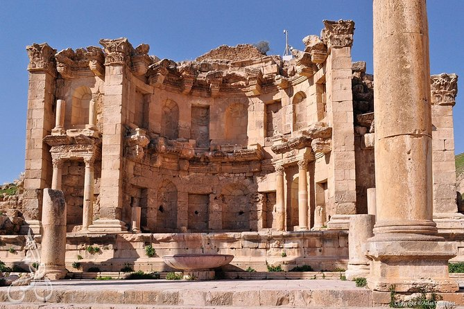 Jerash One Day Tour From Amman