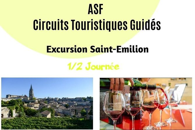 Enjoy Saint-Emilion with a Wine Tasting in 5 fours. Keep Cool and Discover photo 1