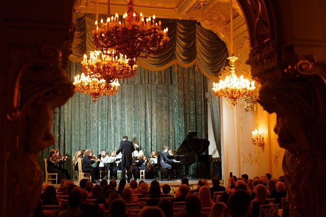 Classical music evening in the palace of Grand Duke Vladimir photo 1