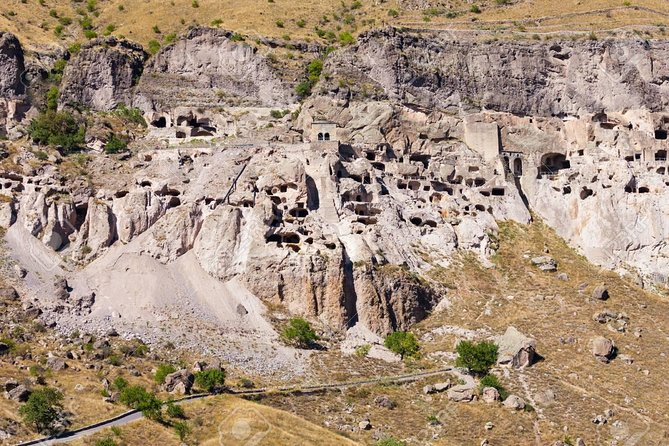 Trip to vardzia rabati khertvisi from borjomi